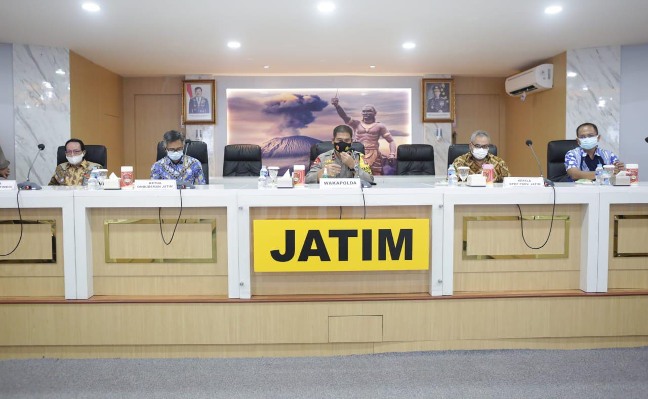 10 Working Units Proclaim the Integrity of WBK and WBBM, Deputy Chief of Police: I am Proud and Give Appreciation to Kasatker and Members of the East Java Regional Police - DIVISION OF POLRI PRIVATE VOCATIONAL SCHOOL