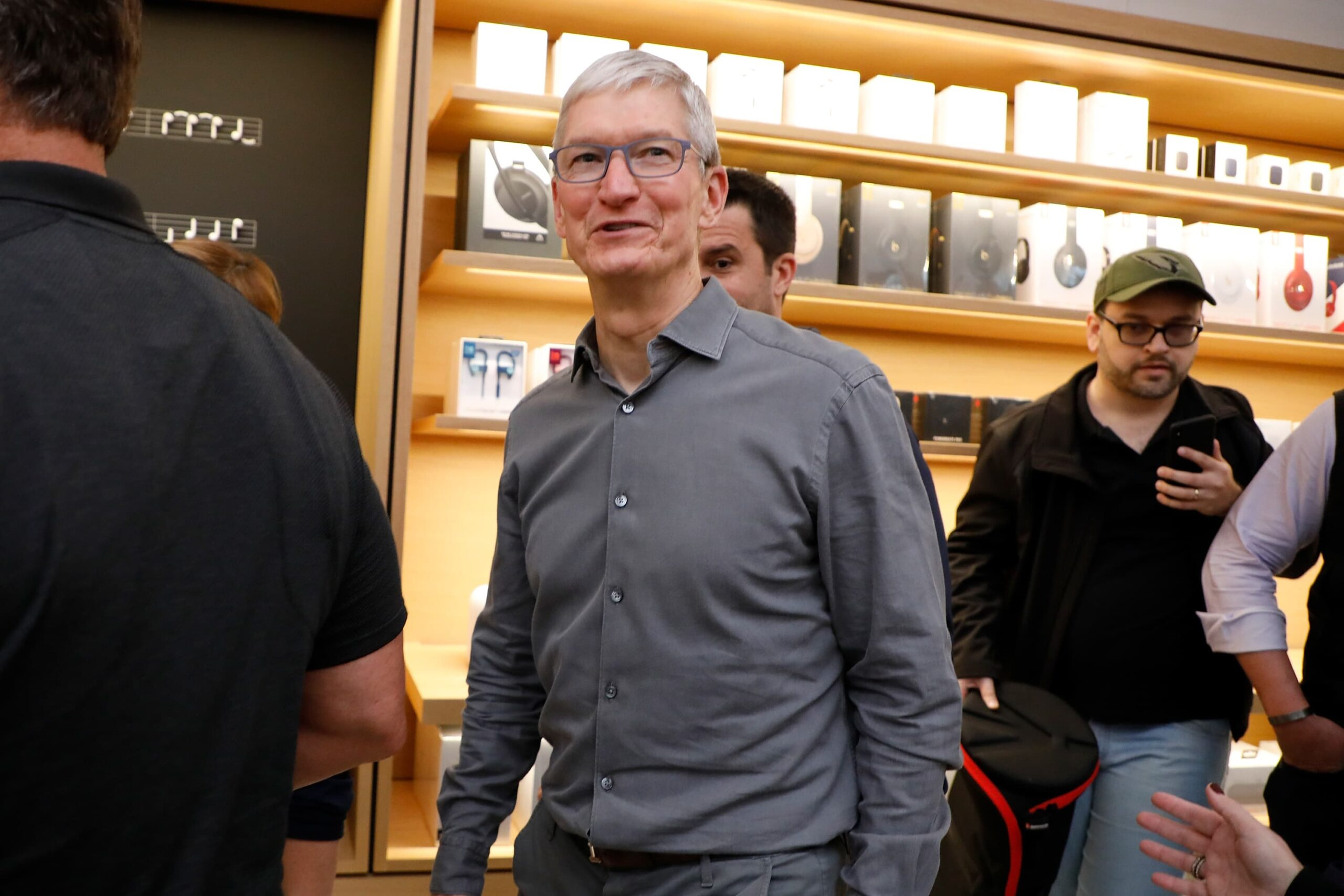 Apple's privacy change could increase the power of its App Store