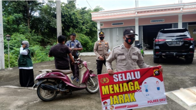 Appeal of Prokes with Talking Board - POLRI PRIVATE DIVISION