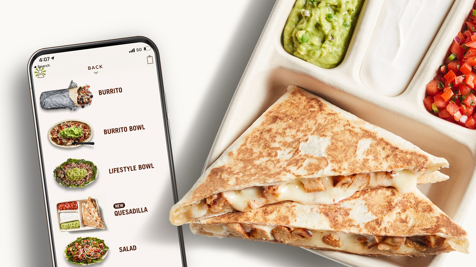 Chipotle unveils new menu item — and it's only available online