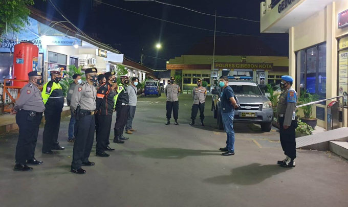 Cirebon City Police Chief Increases Combined Yustisi Ops for Each Function