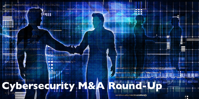Cybersecurity mergers and acquisitions in February 2021