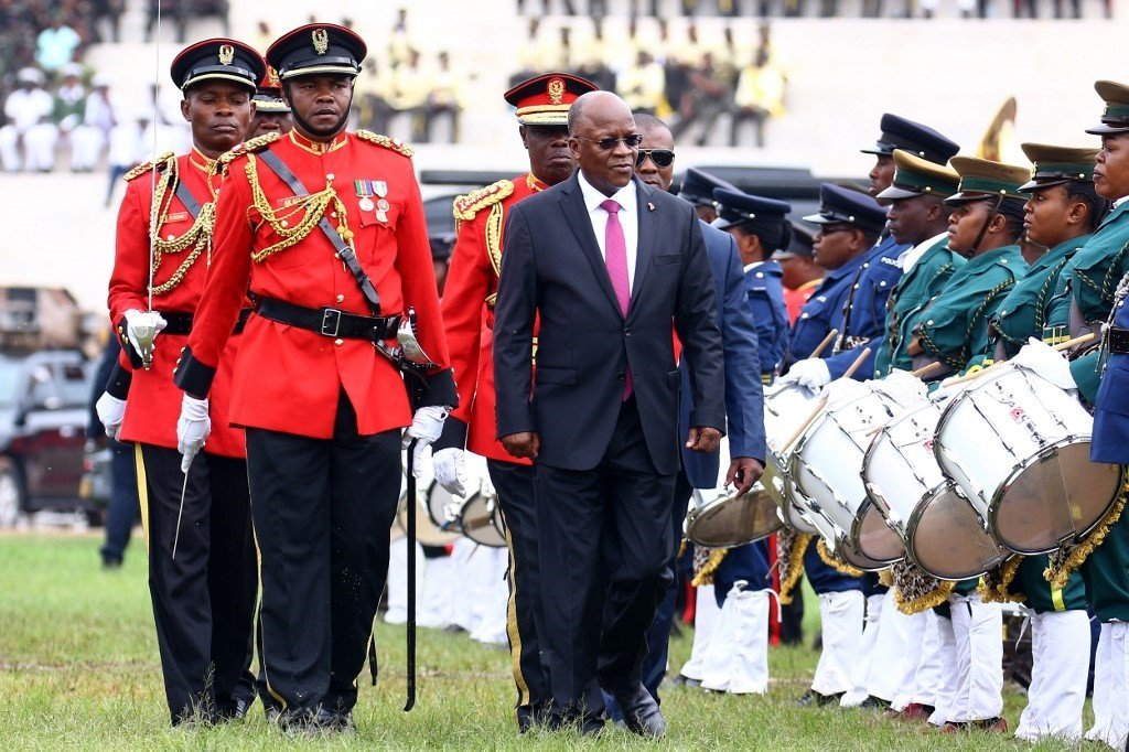 Magufuli has assured his citizens that elections i