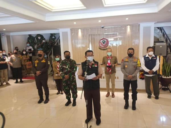 Governor Ridwan Kamil: In general there is no red zone in West Java