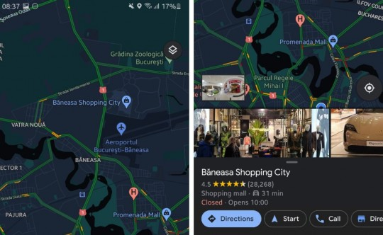 How to Enable the New Full Dark Mode in Google Maps on Android