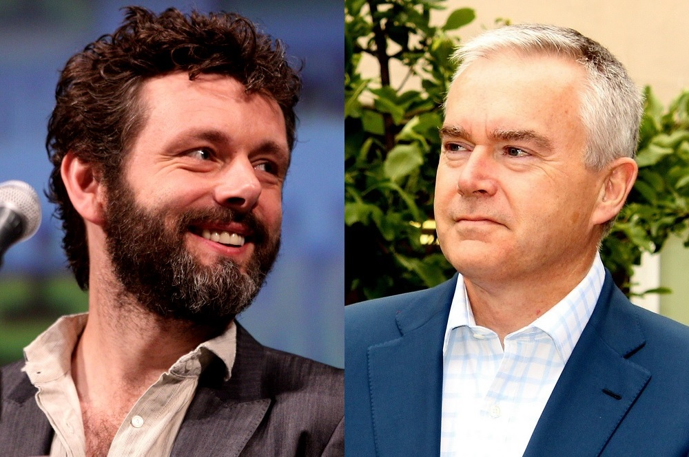 Huw Edwards reacts to beating Michael Sheen in Welsh Head of State poll - Nation.Cymru