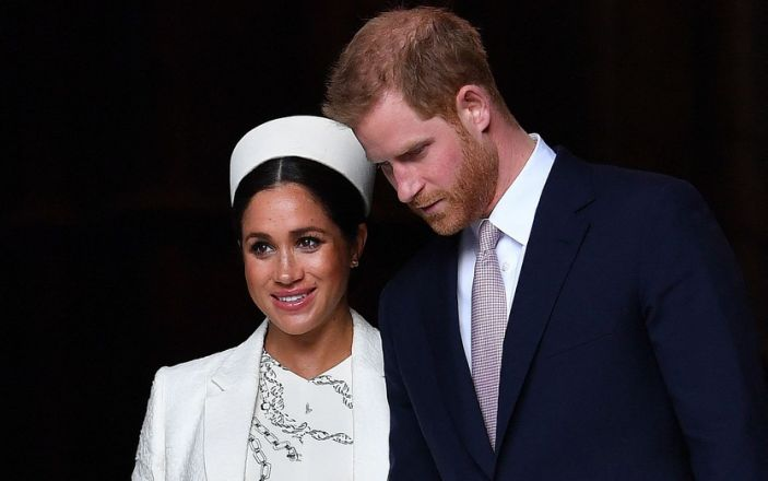 The Sussexes have opened up to Oprah Winfrey - AFP