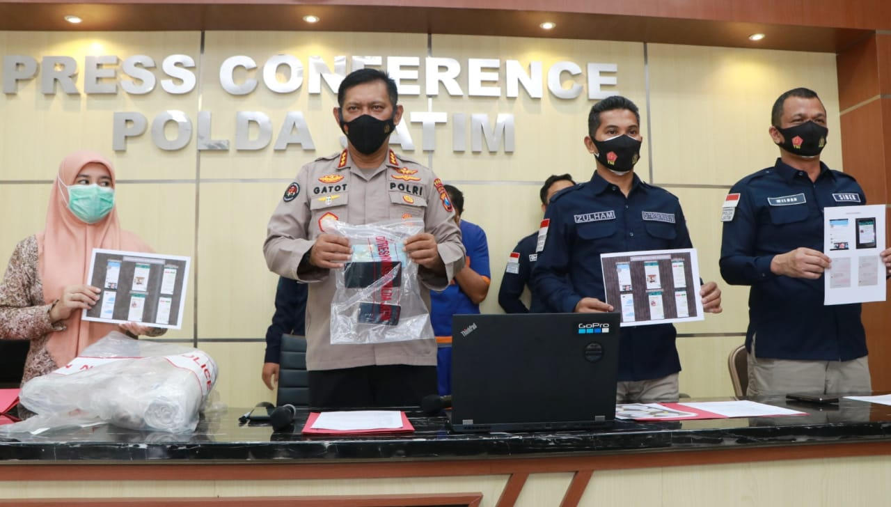 Serving Threesomes, Students in Sidoarjo Give Rewards of 300 Thousand Once a Date - POLRI PRIVATE DIVISION