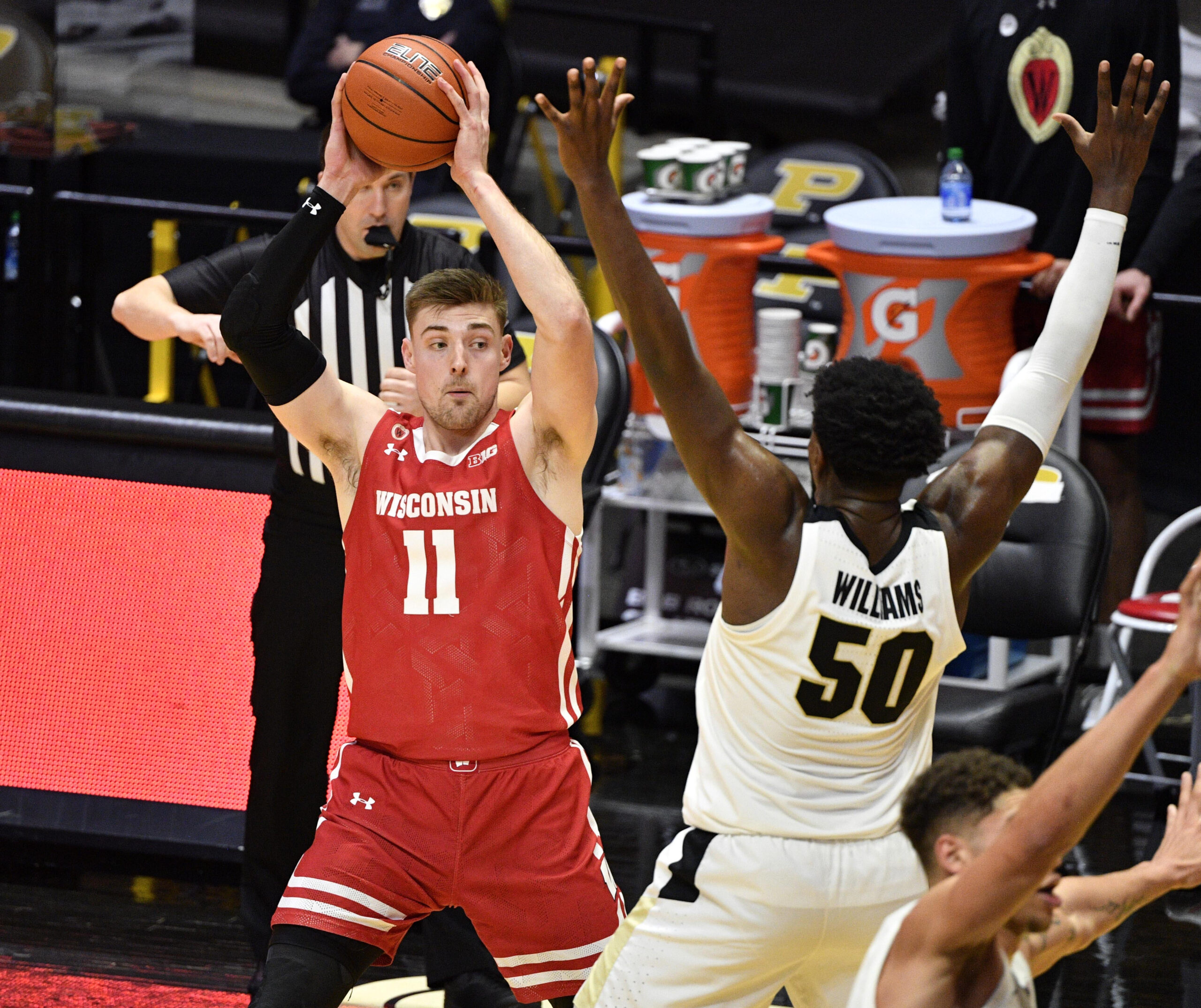 Three takeaways from Wisconsin's 73-69 loss to Purdue