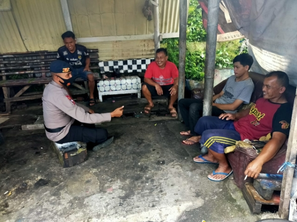 West Java Mobile Brigade Efforts to Prevent Corona, Intentive Appeals for Health Care Facilities
