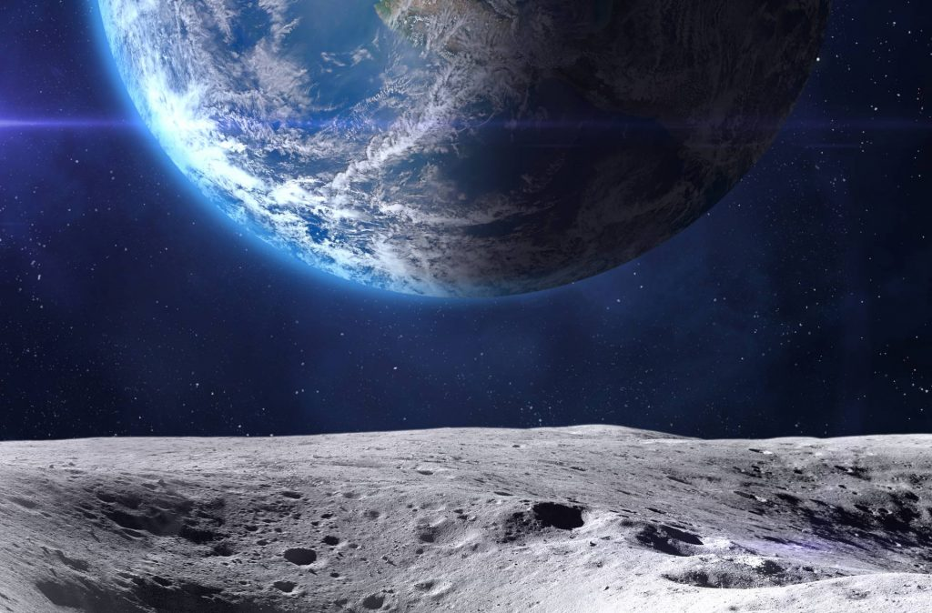 One giant leap for Nokia, as telecoms company lands lunar contract
