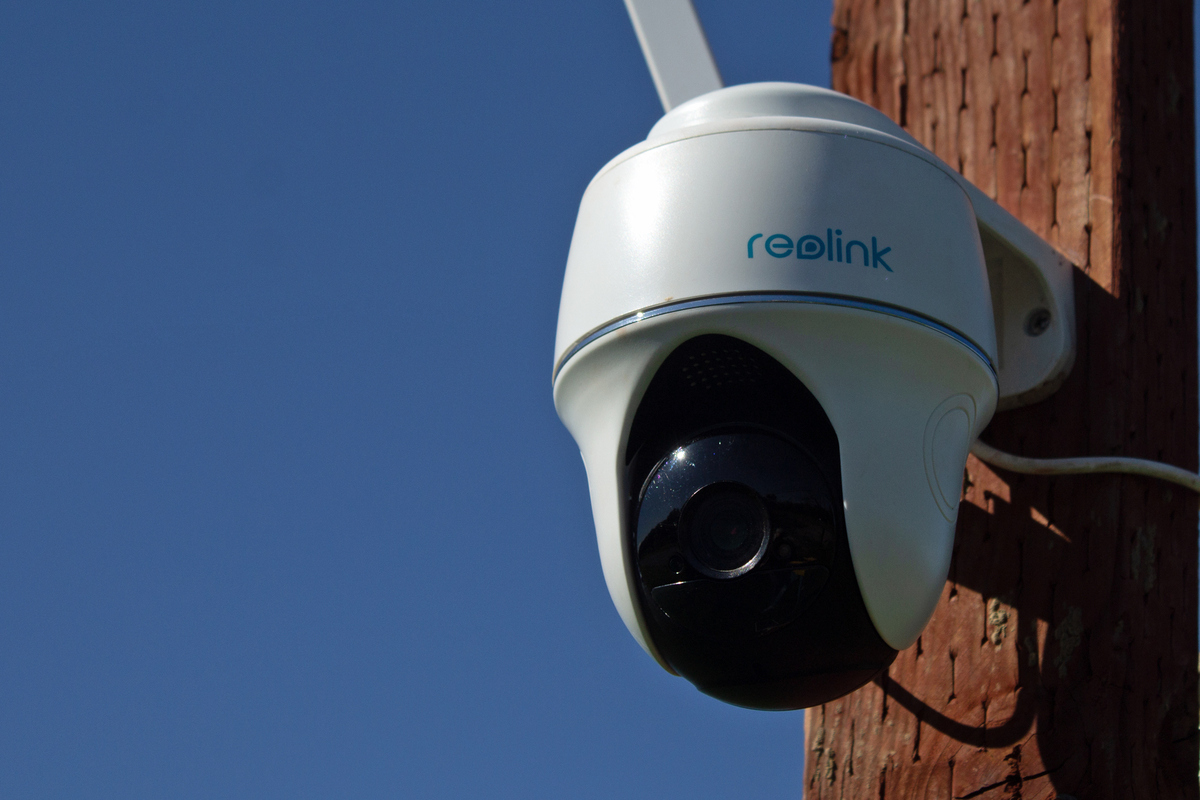 Reolink Go PT review: This security cam can operate almost anywhere