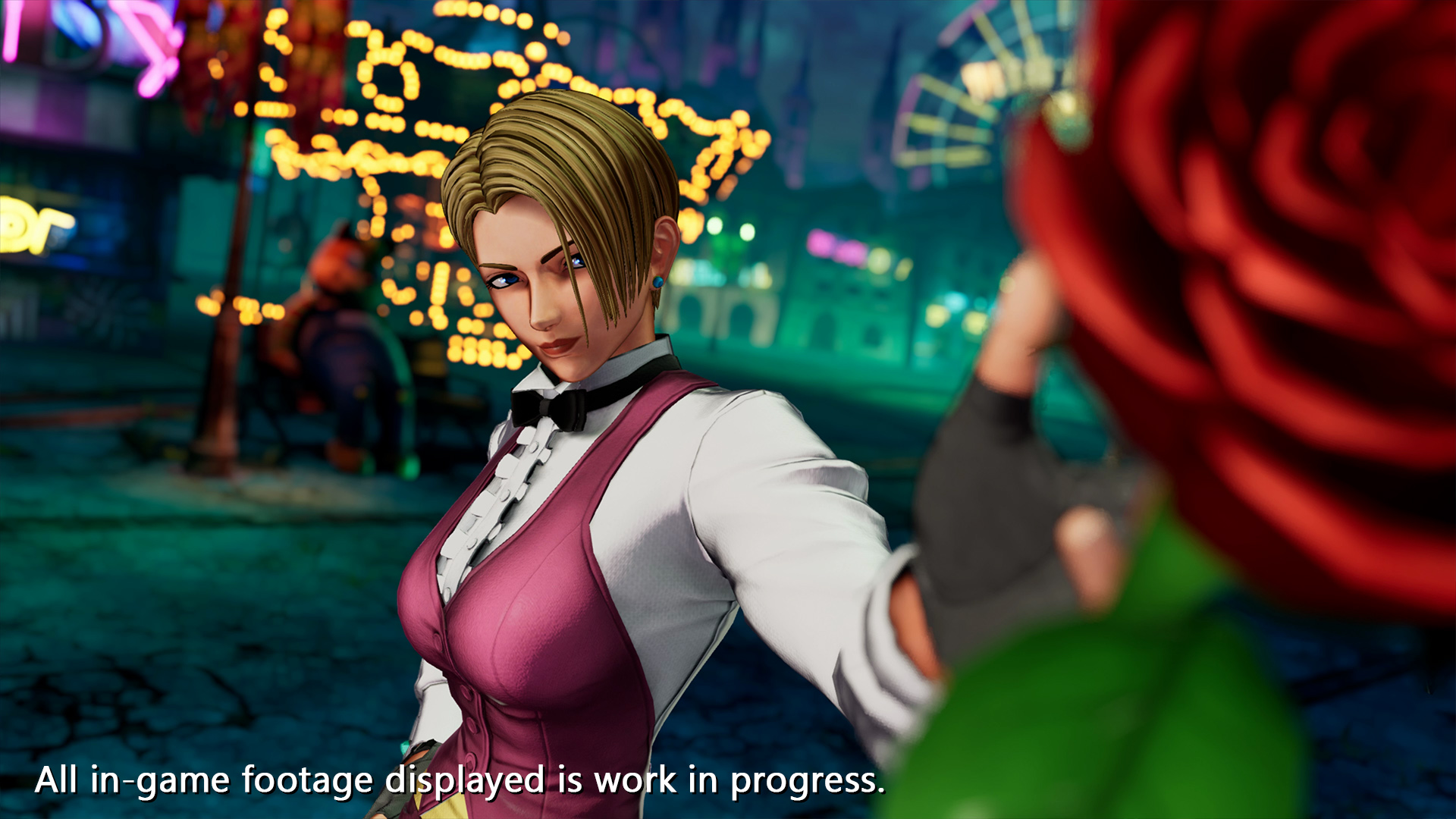 The King of Fighters 15's latest trailer shows off King