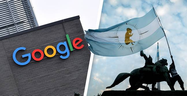 Argentina Loses Its Google Domain After Random Citizen Buys It For Just $5
