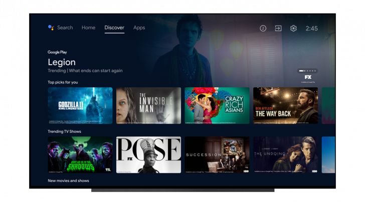 Check if your Sony Android TV will get the new Google TV-inspired UI