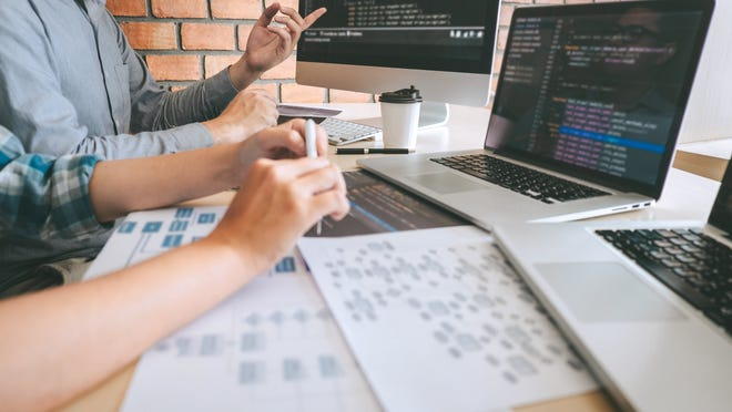 Jobs in web development are predicted to increase at greater than the average rate, according to the Federal Bureau of Labor Statistics.